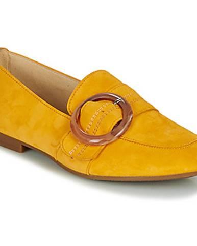 Žlté mokasíny Gabor