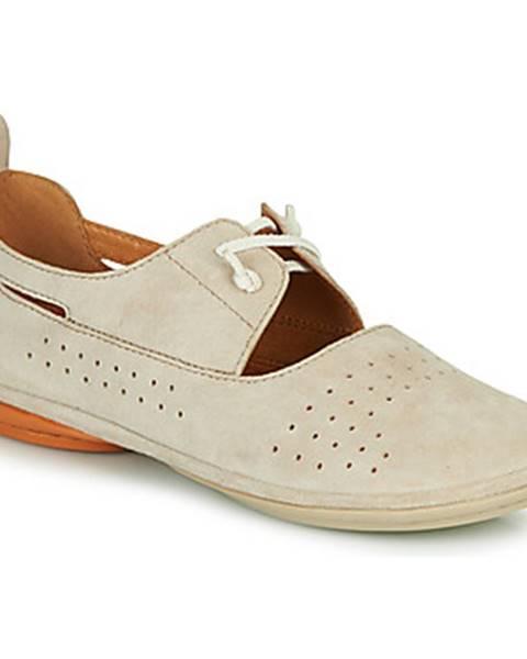 Béžové topánky Camper