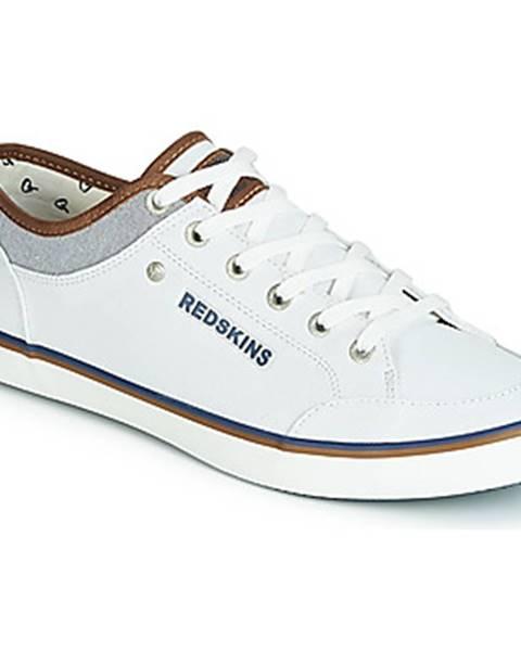 Biele tenisky Redskins