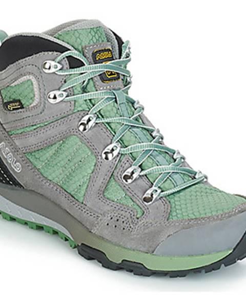 Zelené topánky Asolo