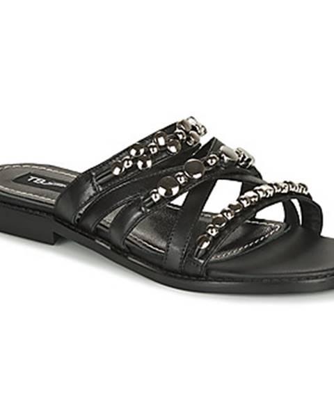 Čierne topánky Tosca Blu