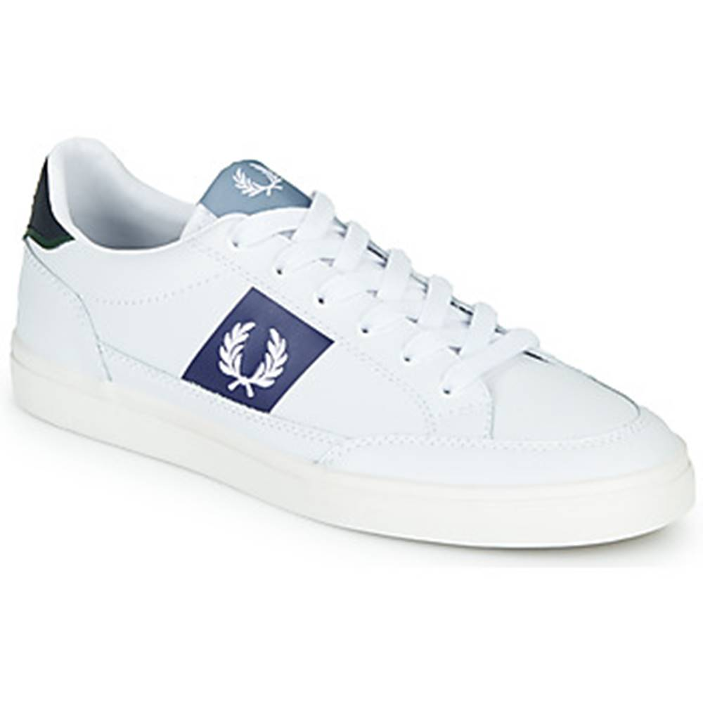 Fred Perry Nízke tenisky Fred Perry  B8198 LEATHER / WHITE / NAVY