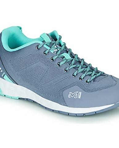 Modré topánky Millet