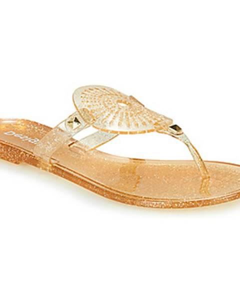 Zlaté topánky Desigual