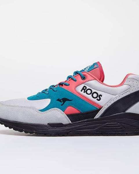 Kangaroos  KangaROOS Runaway ROOS 002 MTN Vapor Grey/ Neon Pink