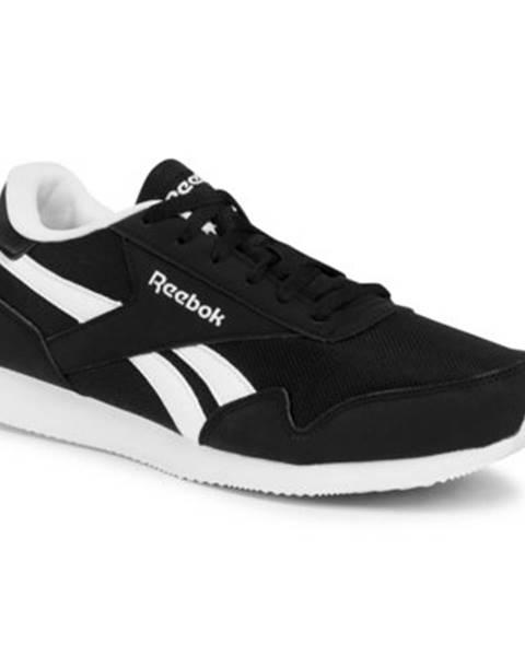 Čierne topánky Reebok