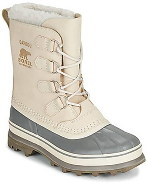 Biele topánky Sorel