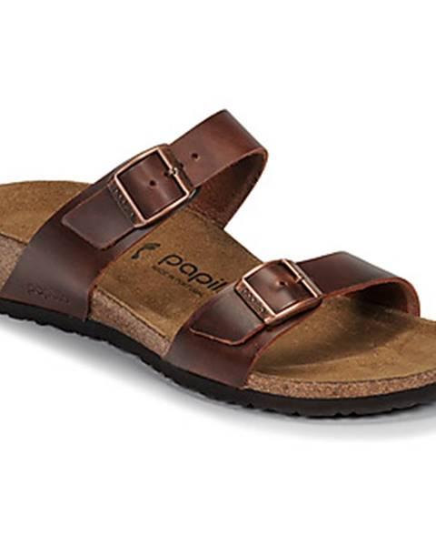 Hnedé topánky Papillio