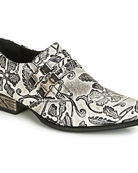 Biele topánky New Rock