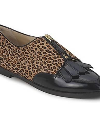 Béžové topánky Etro