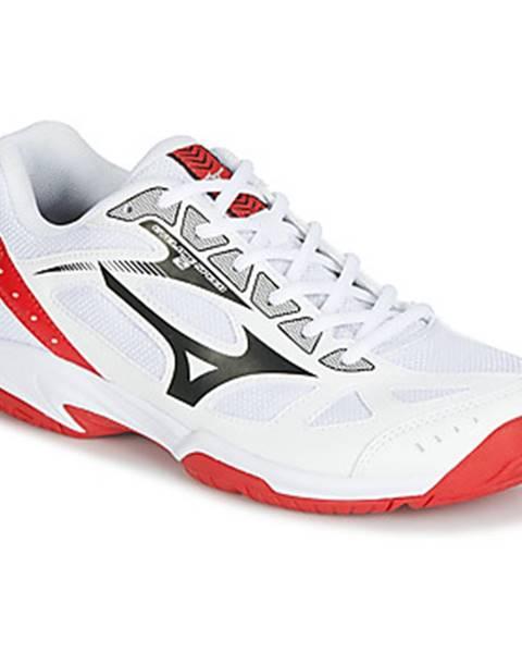 Biele topánky Mizuno