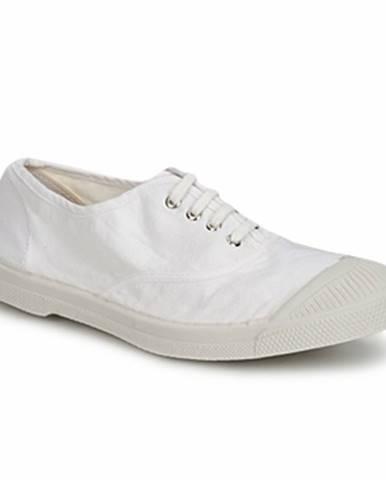 Biele tenisky Bensimon