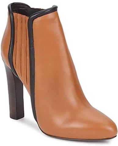 Hnedé topánky Roberto Cavalli