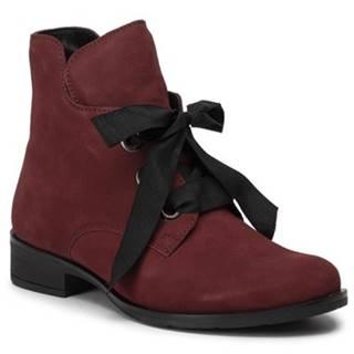 Šnurovacia obuv Lasocki WI23-CIDA-01 Prírodná koža(useň) - Nubuk