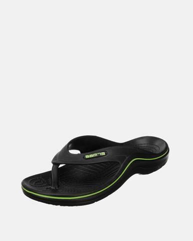Čierne sandále SAM 73