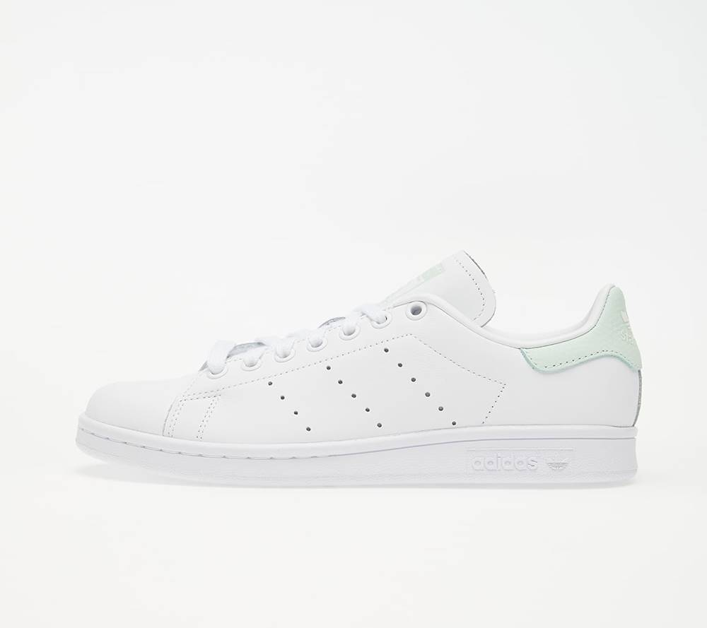 adidas Originals adidas Stan Smith W Ftw White/ Dash Green/ Core Black