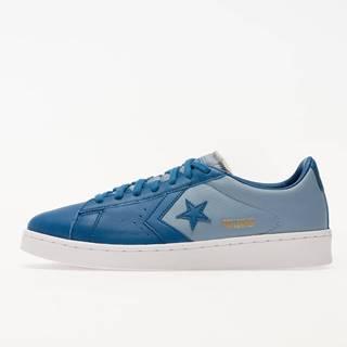 Converse Pro Leather OX Court Blue/ Blue Slate/ White