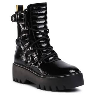 Šnurovacia obuv DeeZee WS5162-07 Ekologická koža/-Ekologická koža