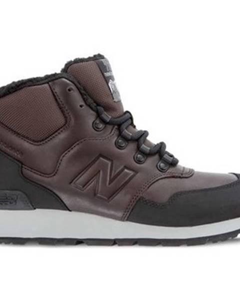 Hnedé topánky New Balance