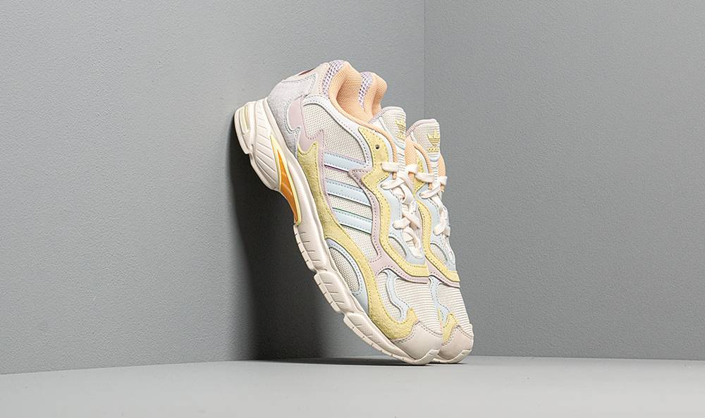adidas Originals adidas Temper Run Pride Off White/ Blue Tint/ Ice Yellow