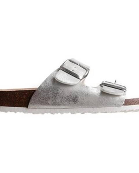 Strieborné papuče Home&Relax